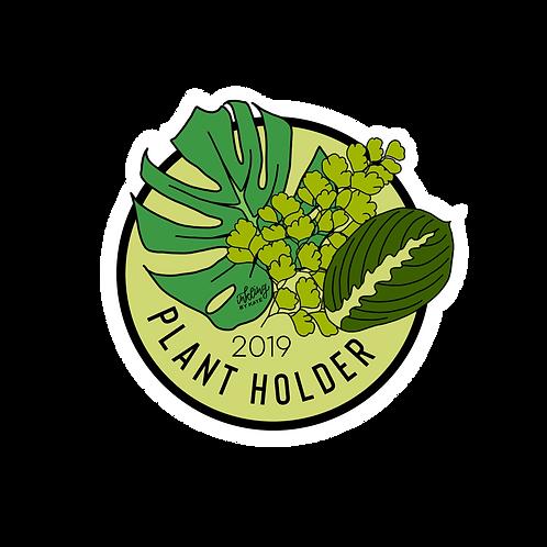 2019 Annual Plant Holder Magnet