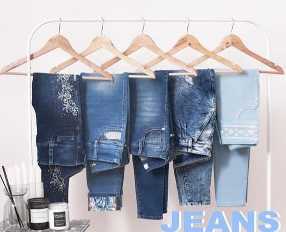 Define tu figura 😍 con estos hermosos Jeans 🛍