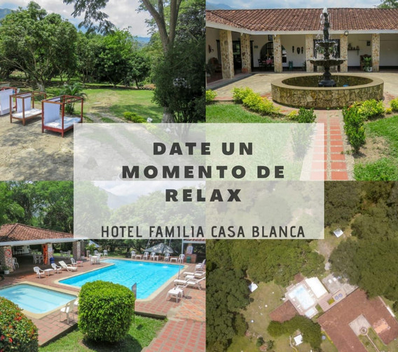 Visita Finca Hotel Familia Casa Blanca