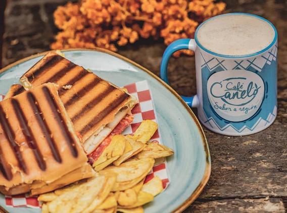 ¡Café Canelo siempre viene bien!