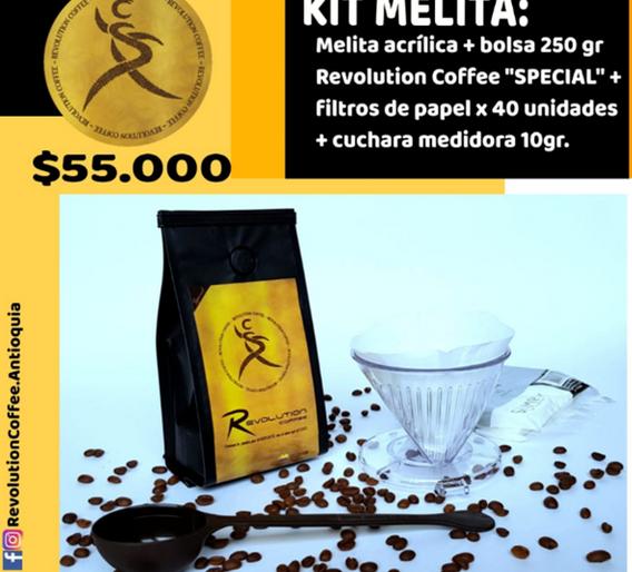 kit Melita Acrilica $55.000