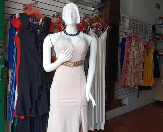 La elegancia de un buen vestido 👗