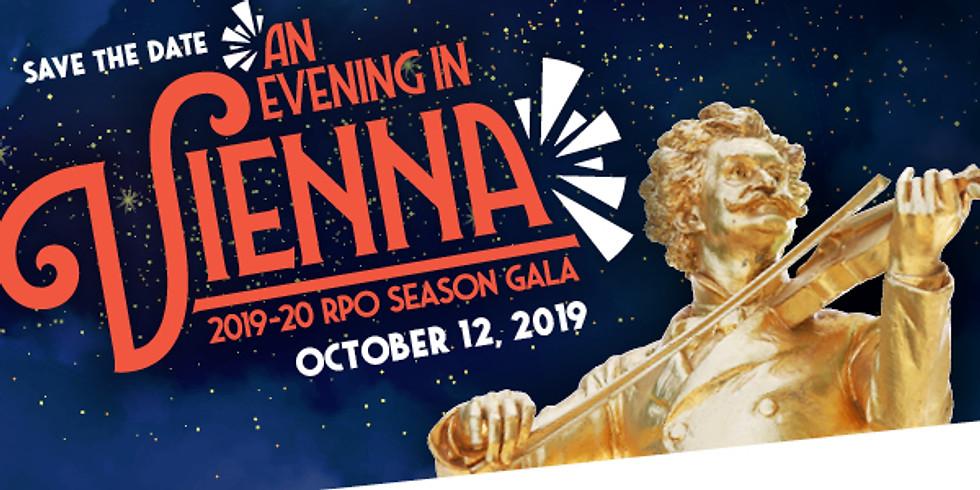 Annual Season Gala - An Evening in Vienna