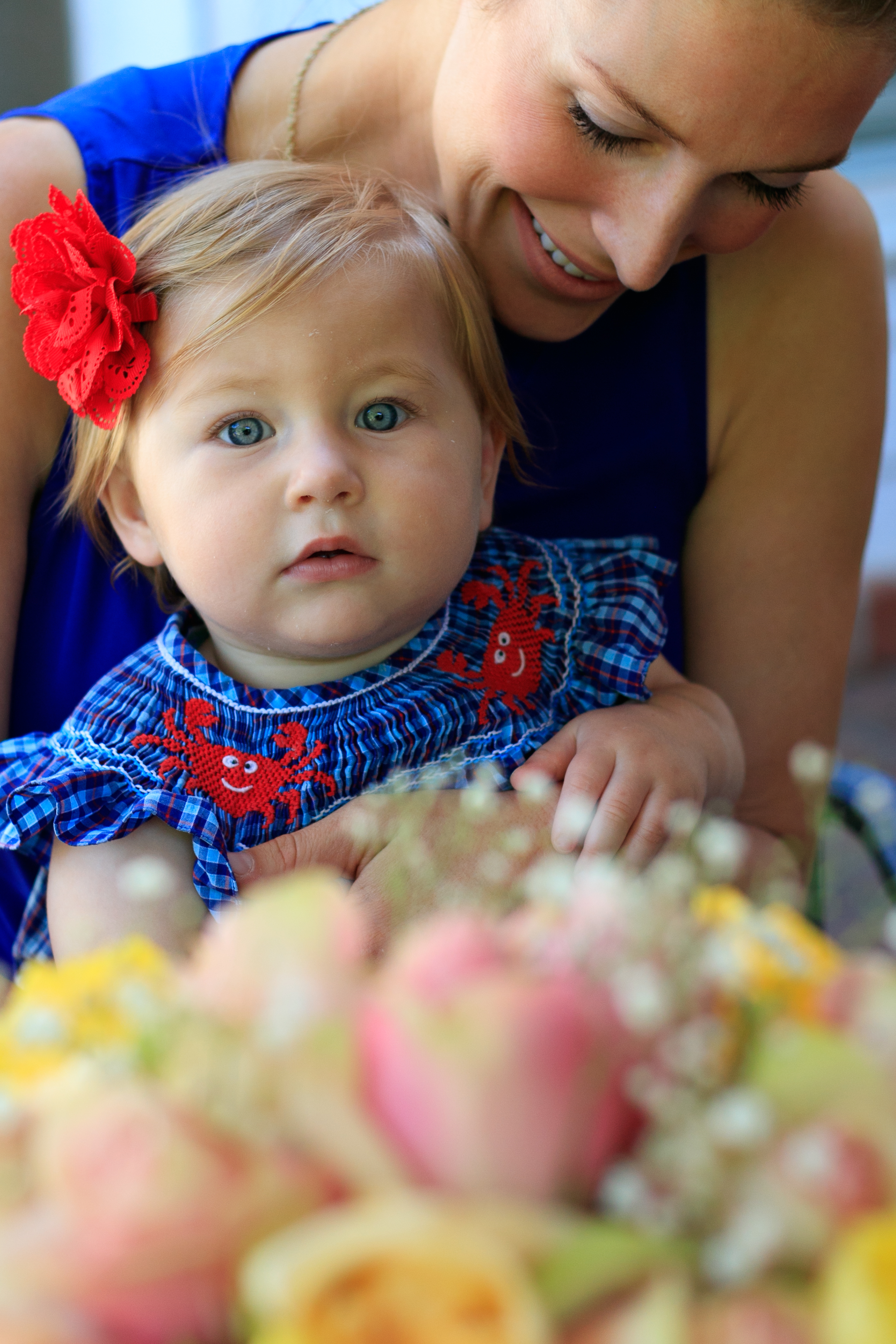 Ava on Mother's Day