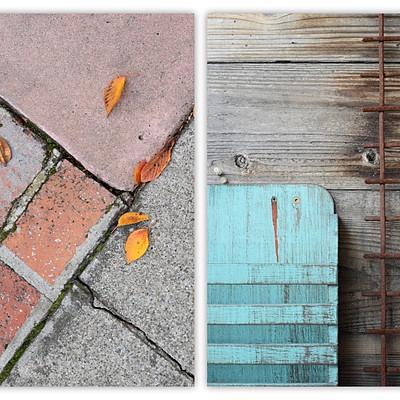 Lynda Arnold Diptyques & Triptychs