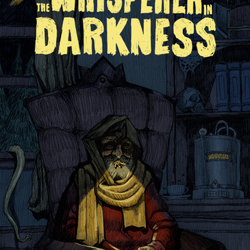 the whisperer in darkness.
