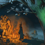elf delegate tells off troll