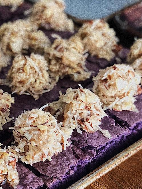 HALF: Coconut & Almond