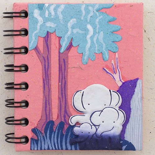 Ellie Pooh journal