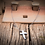 Thumbnail: Rugged Cross Necklace-Adjustable