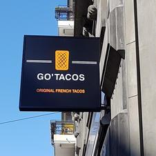 Enseigne Drapeau Go'tacos