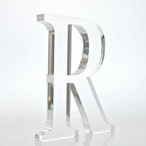 Plexiglass transparent acrylique