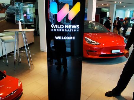 Event WILD NEWS / TESLA Genève