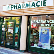 Enseigne Pharmacie des Tulipiers