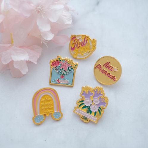 Pin Lathya x Ibu Punya Mimpi: Full Collection