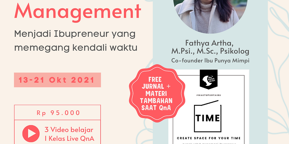 Mini Bootcamp: Time Management