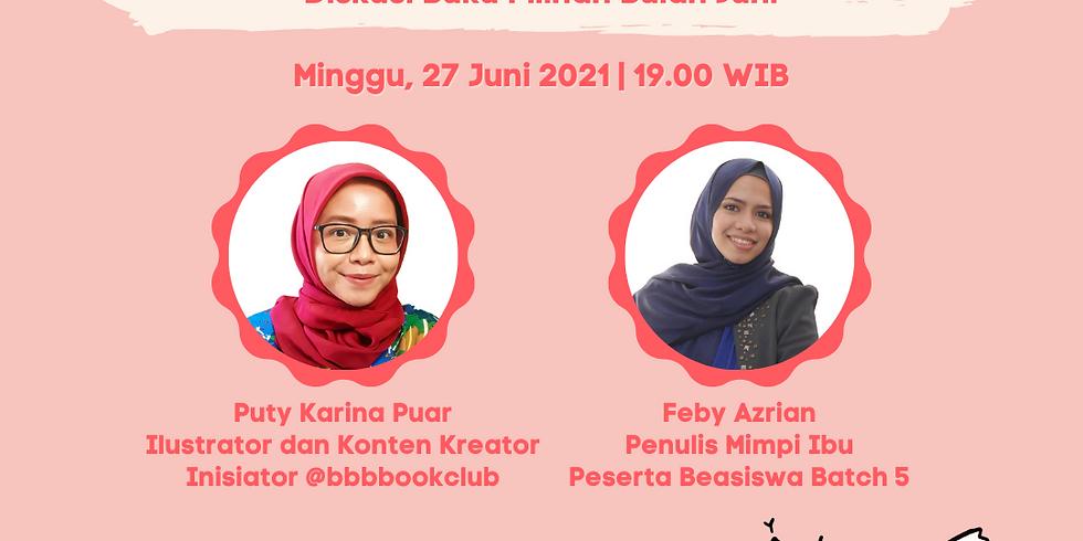 Diskusi Buku Pilihan Bulan Juni: Productivity and Clarity