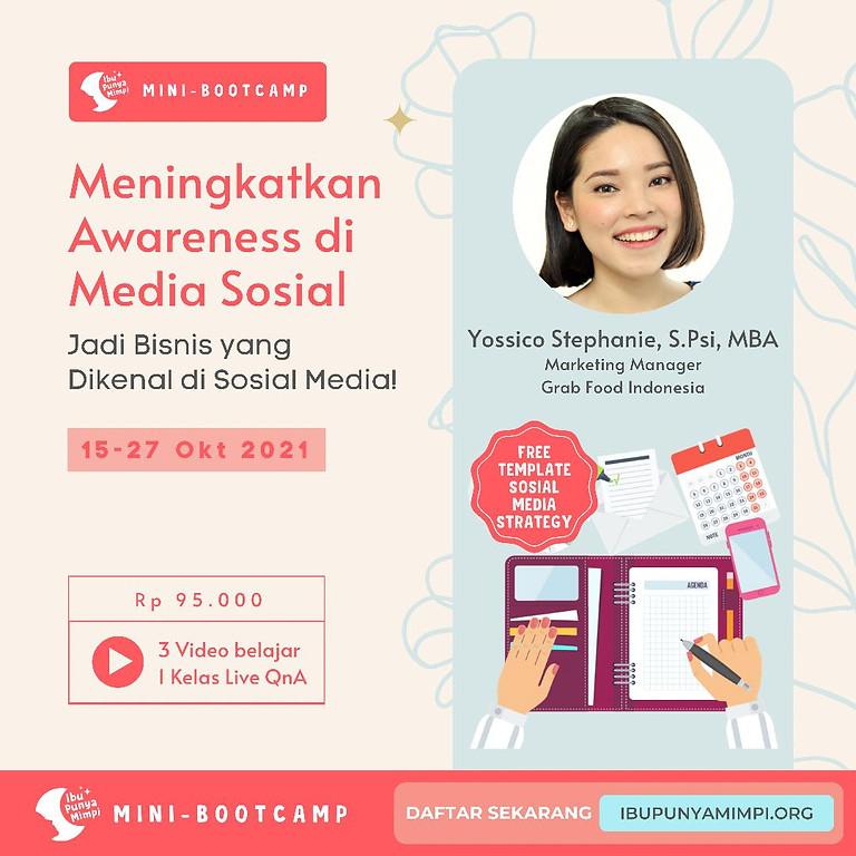 Mini Bootcamp: Meningkatkan Awareness di Media Sosial