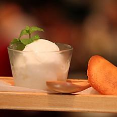 Gelato Fatto in Casa (Homemade ice-cream)