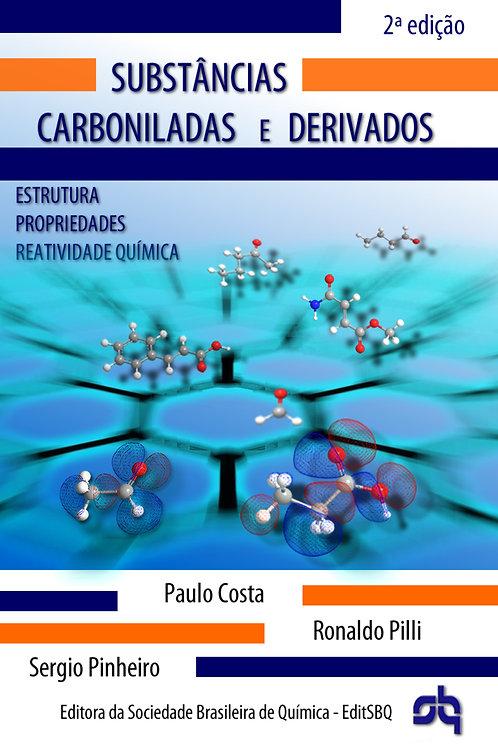Livro Substâncias Carboniladas e Derivados