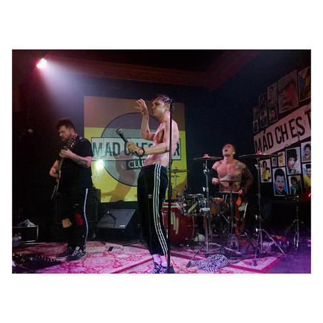 KITAI - Sala Madchester - Almeria, Spain 11/29/19