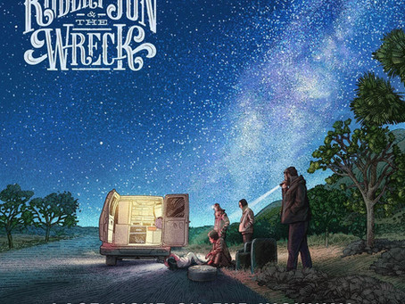 Robert Jon & The Wreck - Last Light On The Highway (Album Review)