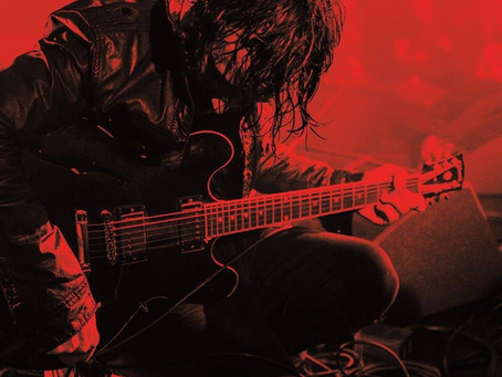 Reignwolf: Black and Red