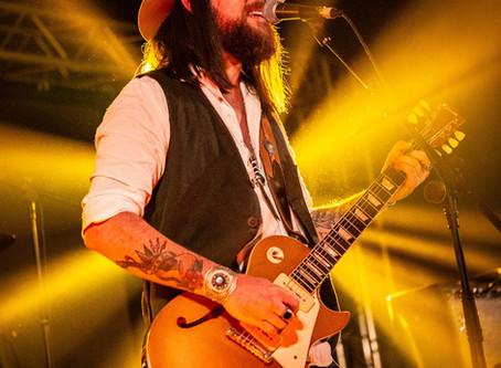 Interview with Red Beard frontman, Jaime Jiménez Fleitas/Entrevista con el líder de Red Beard.