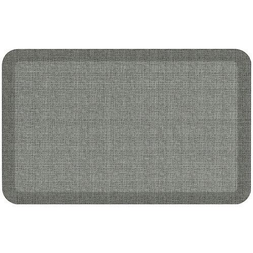 Designer Comfort Mat - טוויד - אווז אפור