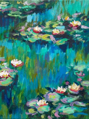 Painting by Olga Dziemidowicz_Lilies diptich_xs-08.jpg
