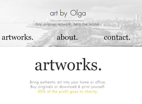 Why art-by-olga?
