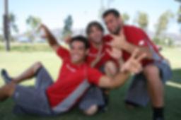 Sanchez, Brennan, and Daniel