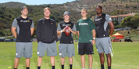 The 2011 Elite 11 College Counselors