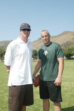 Carson Palmer and Jason White