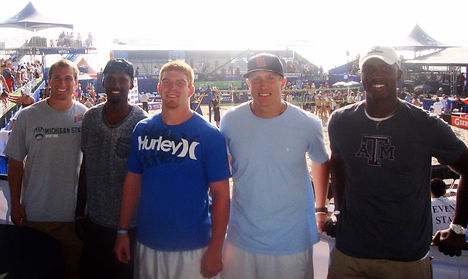 The 2010 Elite 11 College Counselors