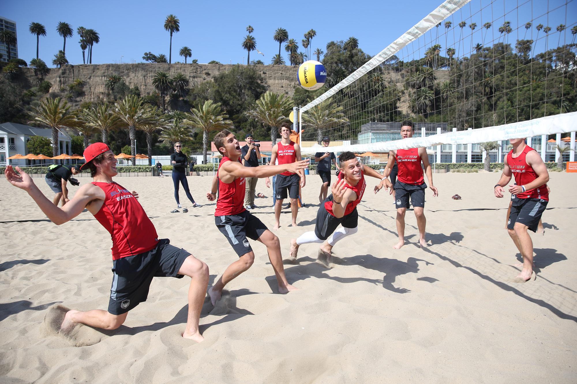 Elite 11 Beach Volleyball