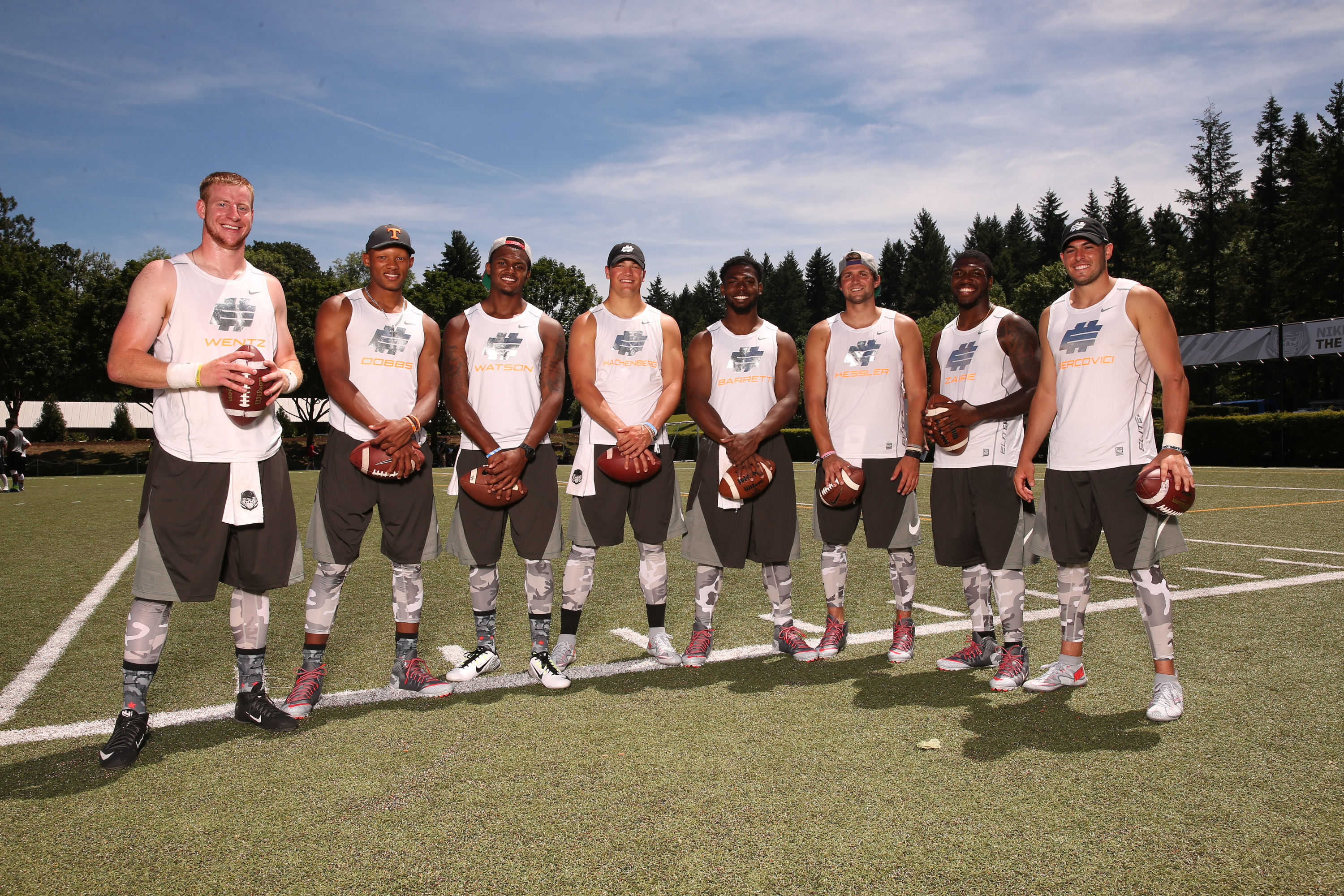 2015 Elite 11 College Counselors