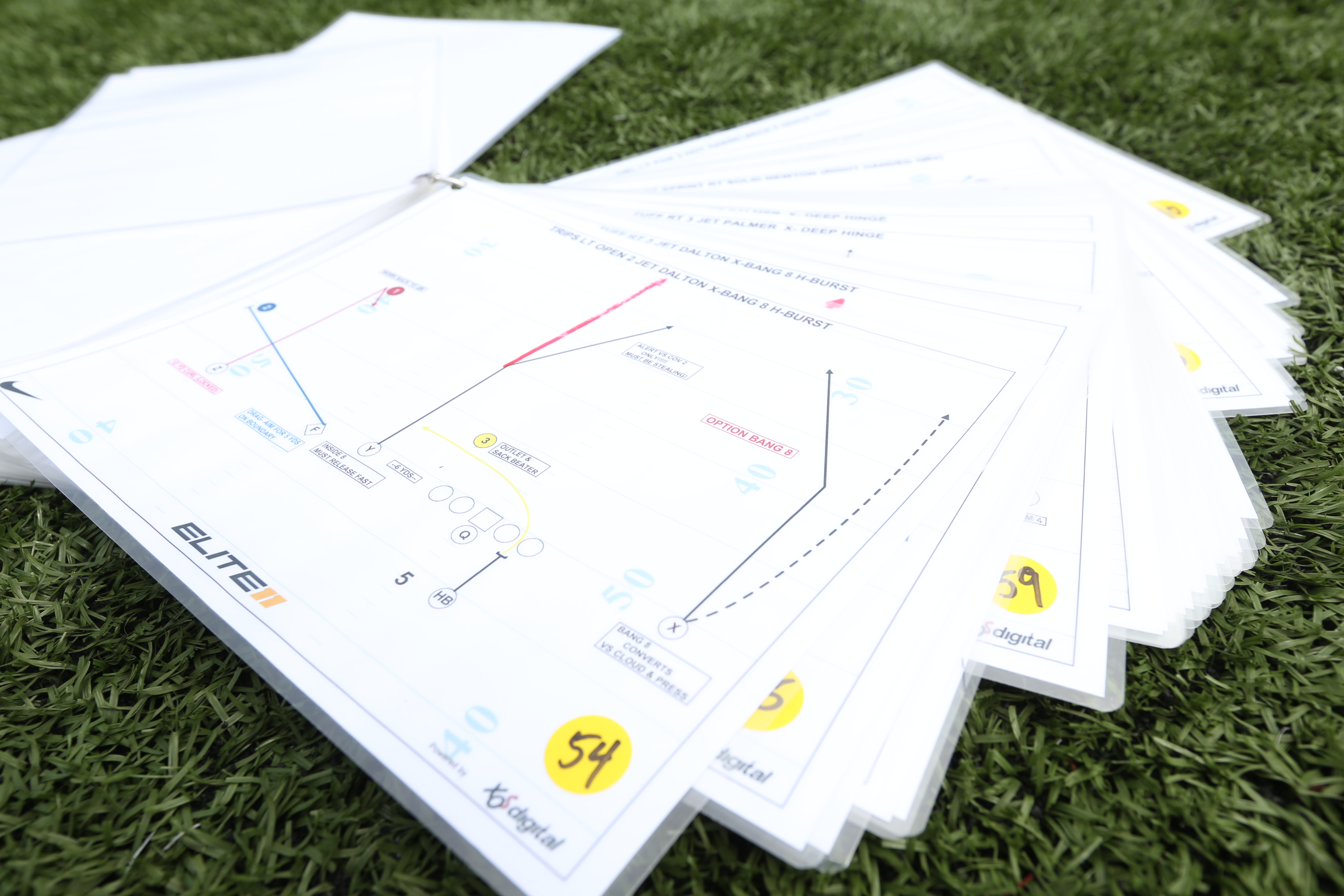 Elite 11 Playbook