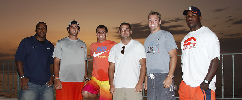 The 2009 Elite 11 College Counselors