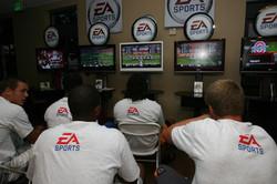 EA Sports Video Game Period