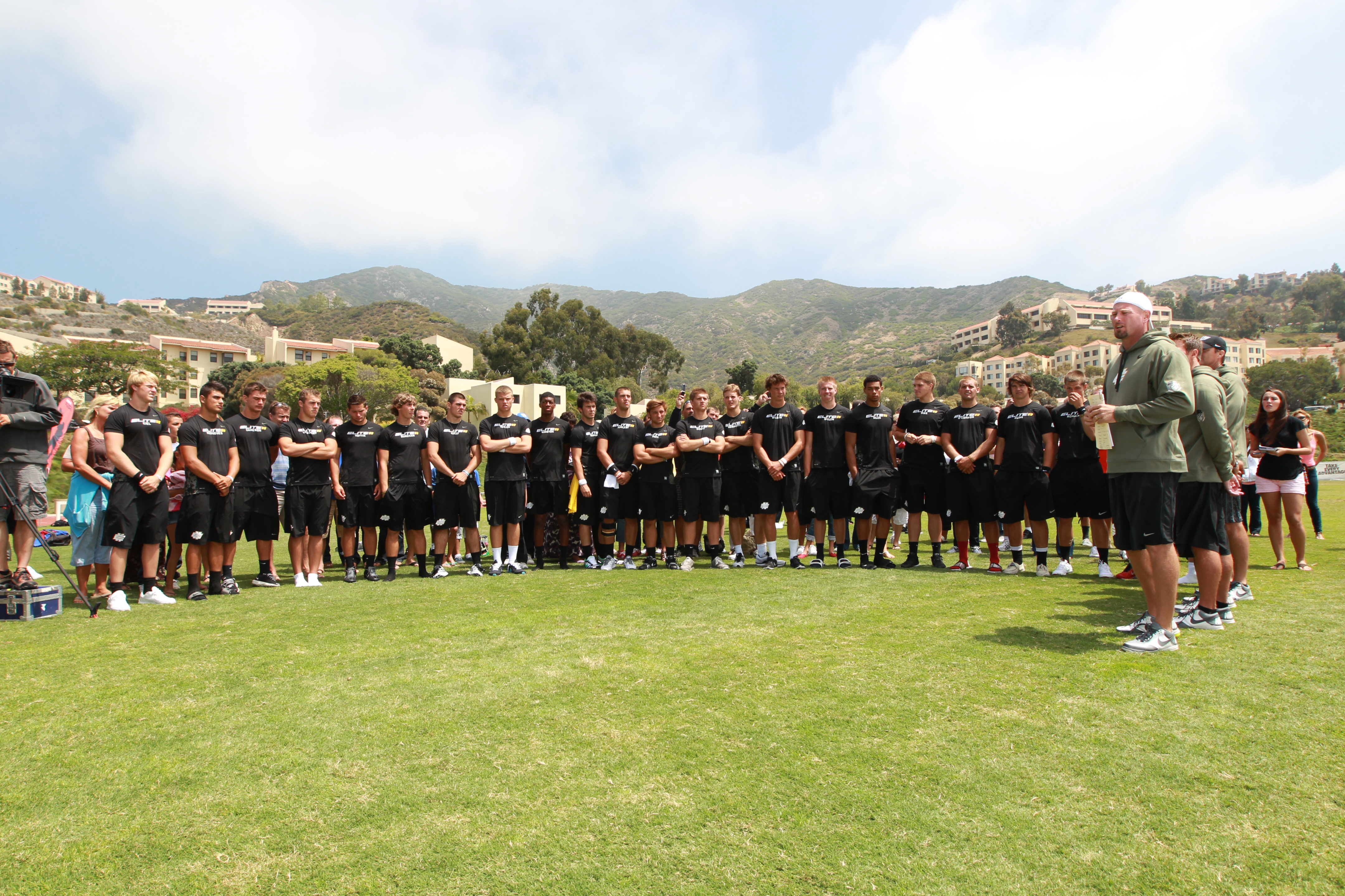 Elite 11 Closing Ceremony