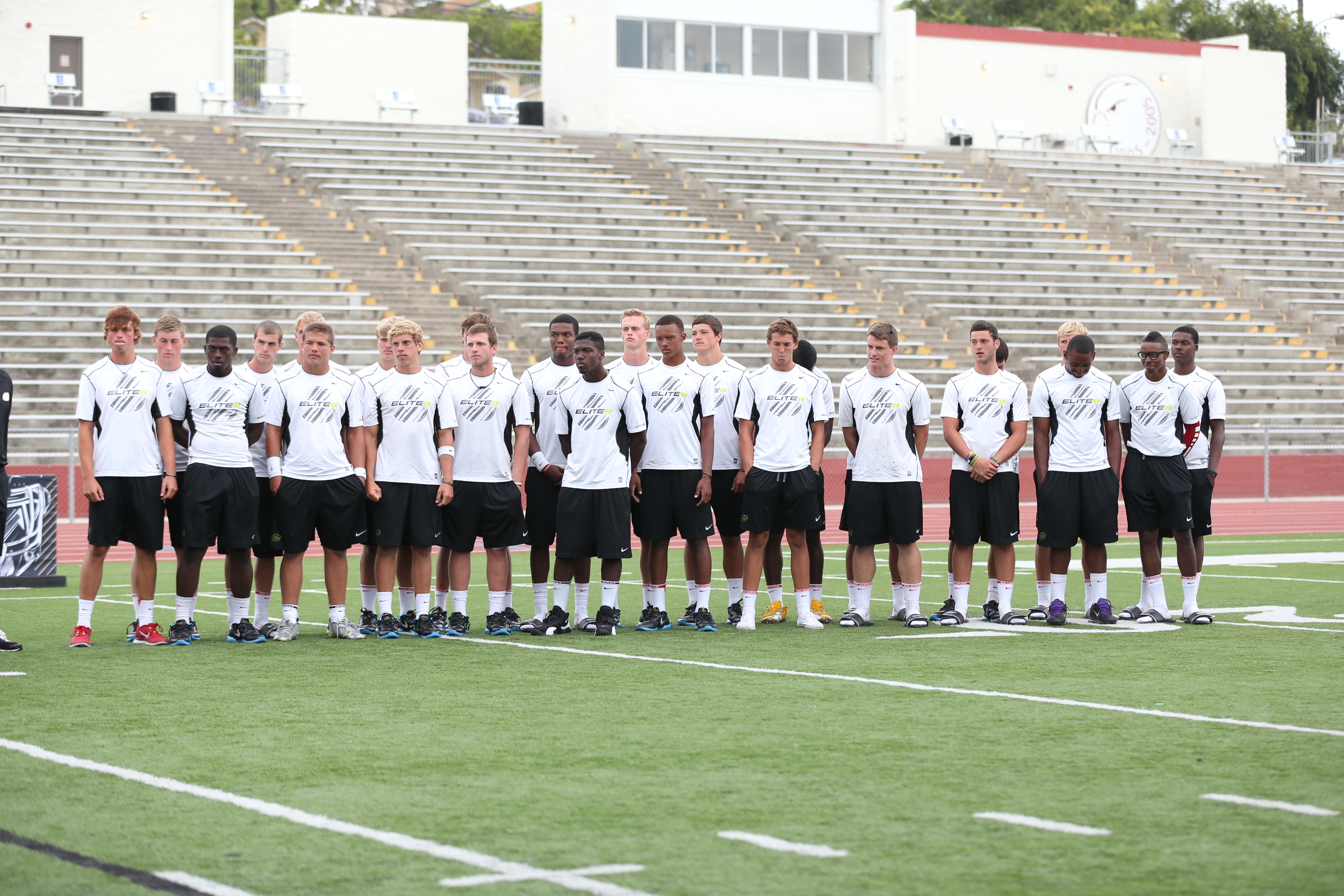 Elite 11 Group - Final Ceremonies