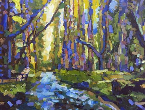 River at Muir Woods