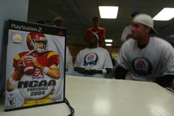 EA Sports NCAA Football Video Game