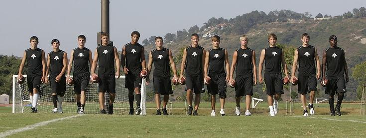 The 2007 Elite 11 Quarterbacks