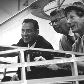 Danny Kaye and Me