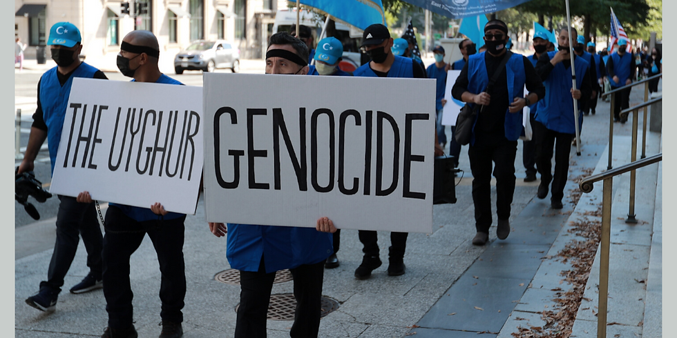 Unveiling the Uyghur Genocide