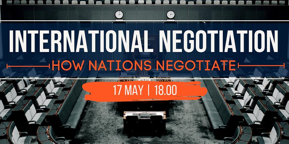 International Political Negotiations with Professor Paul Meerts