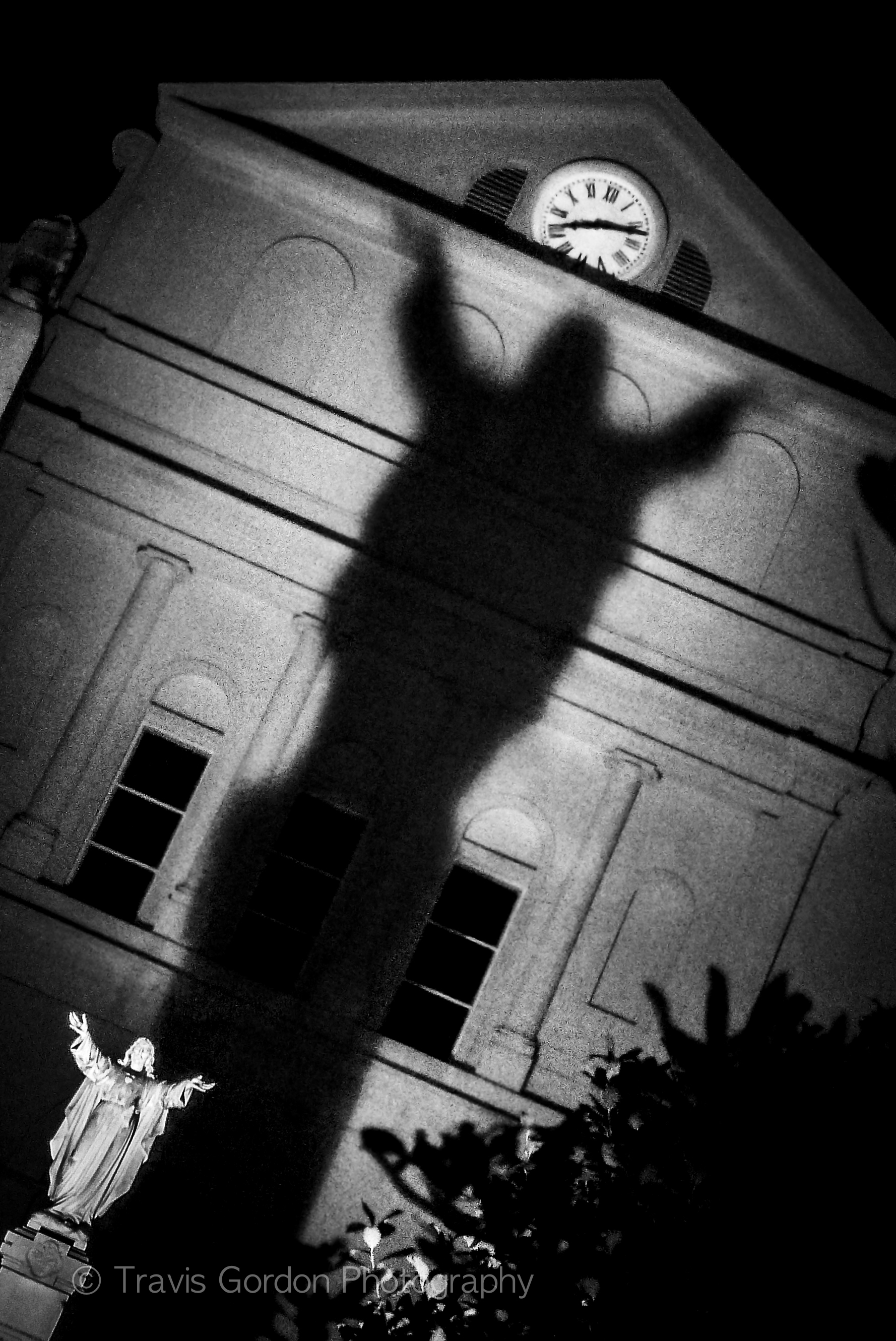 Cathedral Shadow