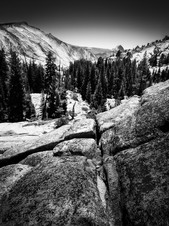 Olmstead Point and Half Dome
